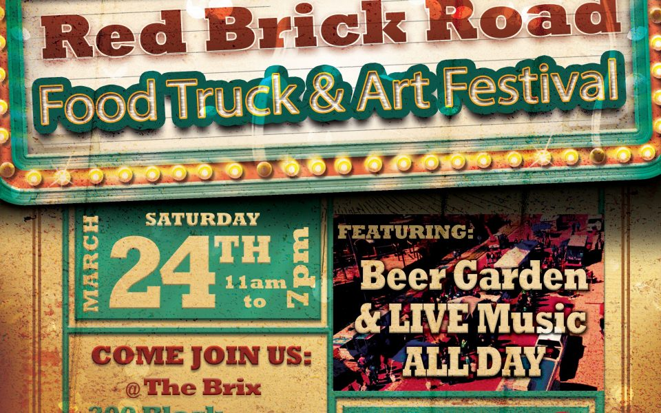 Red Brick Road Food Truck and Art Festival